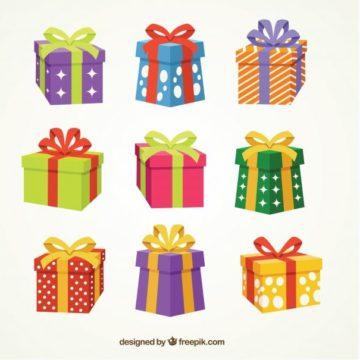 Aktionen / Persönliches / Geschenke